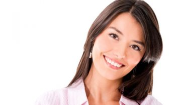Girl with her tooth colrored filled smile | Davenport Dental Group | Laredo, TX