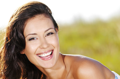 Open Mouth smile | outdoor | Davenport Dental Group | Laredo, TX